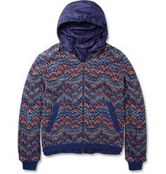 Missoni Reversible Bomber Jacket