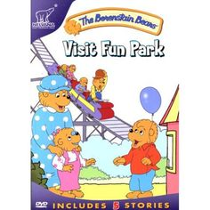 Berenstain Bears: Visit Fun Park DVD. $24.95