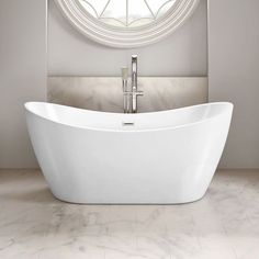 1700mmx710mm Caitlyn Freestanding Bath