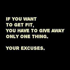 Beginner's Running Program -Give up your excuses and reach your goals!