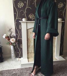 green, hijab, and hijab fashion εικόνα