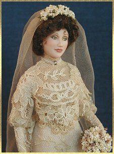 Cindy Gates dollhouse doll
