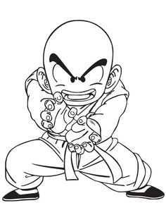 62 Best Coloring Pages Images Coloring Pages Dragon Ball