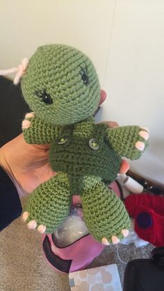 Ravelry: Turtle pattern by Kim Triplett