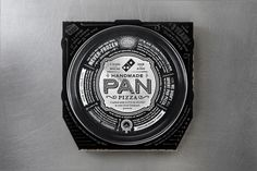 CP+B Redesigns Domino's Pan Pizza Boxes -