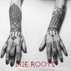 Henna mehndi work by Irie Roots - Italy www.irieroots.weebly.com