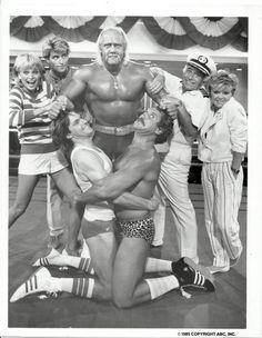 Bruce Jenner on The Love Boat Bruce Jenner, Love Boat, Wrestling, Touch, Lucha Libre