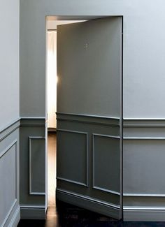 64 ideas secret door design panic rooms for 2019 Secret Room Doors, Secret Rooms In Houses, Garderobe Design, Door Design, House Design, Invisible Doors, Panic Rooms, Hidden Spaces, Safe Room