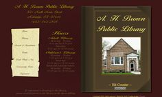 A. H. Brown Public Library, Mobridge, SD