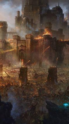 fantasy army art - Google Search
