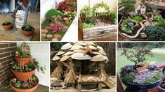 50+ DIY Fairy Garden Ideas | Clever Miniature Garden Designs