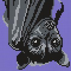 Bat by Maninthebook on Kandi Patterns