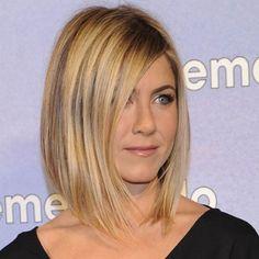 Jennifer Aniston bob | Jennifer Aniston Hair History | InStyle UK