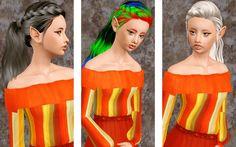 Skysims 188 hairstyle retextured by Beaverhausen for Sims 3 - Sims Hairs - http://simshairs.com/skysims-188-hairstyle-retextured-by-beaverhausen/