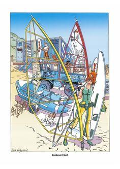 Franka: De Serie 6 De Stranden