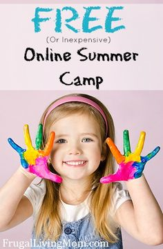 Free Online Summer Camp (Or Inexpensive)