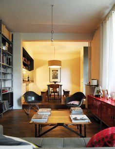 Mini loft, Paris