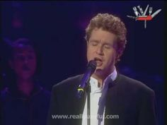 The Vaults of Heavem - Whistle Down the Wind, Michael Ball (from Andrew Lloyd Webber: The Royal Albert Hall Celebration)
