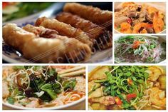 Deep fried egg rolls (chả giò), beef phở noodle soup, Huế style w beef noodle (bún bò huế), etc ... will easily find at Cochinchine - Vietnamese Bistro & Cafe if you are a true gourmet of Vietnamese Food. Here is the great restaurant when from view to food which bring yoi back many years ago in Vietnam ... Peaceful ;)  More info at www.vietnamesefood.com.vn/vietnamese-restaurant/traditional-vietnam-restaurants/cochinchine-bistro-and-cafe-vietnam-restaurant.html