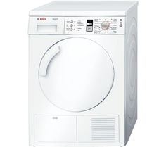 This Bosch tumble dryer has a drum capacity and a B energy rating. Tumble Dryers, Washing Machine, New Homes, Home Appliances, This Or That Questions, Medium, Kitchen, Image, Ideas