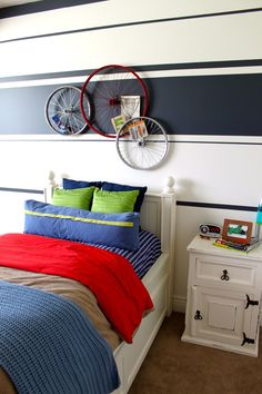 bike spokes with pictures...super cool