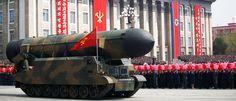 InfoNavWeb                       Informação, Notícias,Videos, Diversão, Games e Tecnologia.  : Coreia do Norte mostra novos mísseis e critica 'hi...