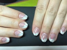 Hige french nails 2