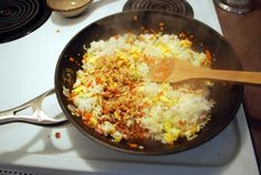 Fuji Steakhouse fried rice