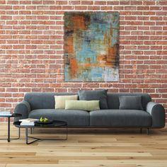"@elisabeth_larem_galleri: ""Maleri 80x100cm Til salgs . . . #art #bodø #norway #interiør #artist #painting #visning #interieur…"" Bodo, Painting, Couch, Furniture, Home Decor, Pictures, Settee, Decoration Home, Sofa"