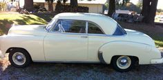 50 Chevy 2dr Hardtop