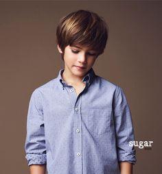 Biel from Sugar Kids for Massimo Dutti Boys&Girls.