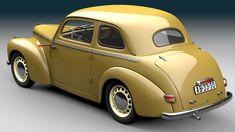Small Cars, Car Car, Old Cars, Tudor, Cars And Motorcycles, Techno, Vintage Cars, Porsche, Transportation