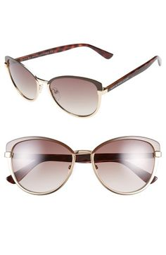 MARC BY MARC JACOBS 57mm Retro Sunglasses available at #Nordstrom