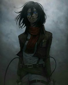 Mikasa, Jacob Noble - Anime and Manga World 2020 Attack On Titan Season 2, Attack On Titan Fanart, Attack On Titan Funny, Attack On Titan Merch, Attack Titan, Manga Anime, Anime Lindo, Animes Wallpapers, Anime Art Girl