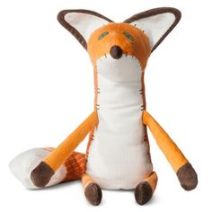 The Little Prince Fox Plush Toy $15 at Target - so cute!