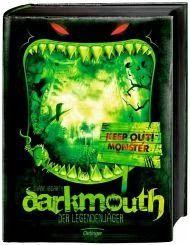 Lesendes Katzenpersonal: [Rezension] Shane Hegarty - Darkmouth: Der Legende...