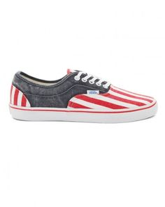 VANS Stars and Stripes Sneakers $113.55