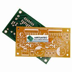 Placa para amplificador TDA7294 Bridge