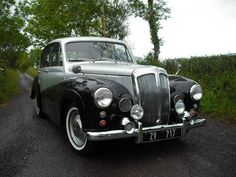Daimler For Sale (1952) on Car And Classic UK [C347062]