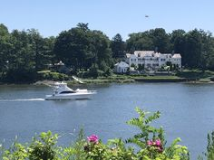 Views from Chatham Ivy headquarters. All Things New, Coastal Homes, House Goals, American Artists, Cape Cod, New England, Ivy, Boats, Custom Design