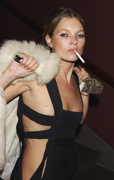 Happy Birthday Kate Moss: Fashion's #1 Bad Girl(GALLERY) | StyleCaster