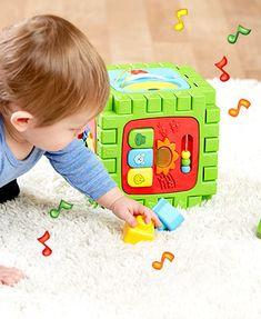 Musical Activity Cube $13