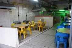 Typowa restauracja w dzielnicy Gaylang w Singapurze.