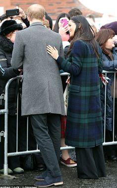 Prince Harry and Fiance