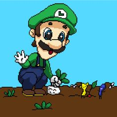 Please vote for this entry in NES Remix 2 Art Contest! I worked hard on this, please help me win a Wii U!