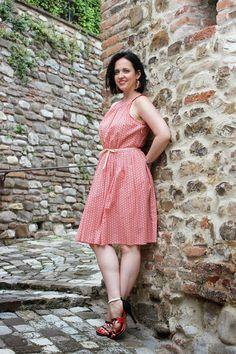 Black Star Style: Midi dress: how to wear