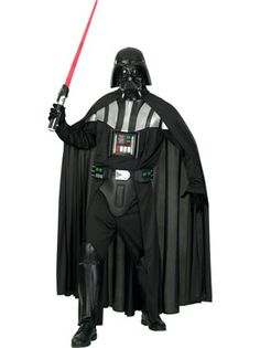 Deluxe Darth Vader Star Wars Costume Mystique Costume, Star Wars Costumes, Adult  Costumes,