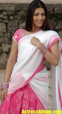 South Actress, South Indian Actress, Beautiful Girl Image, Most Beautiful Indian Actress, Half Saree, India Beauty, Indian Actresses, Lehenga, Beauty Women