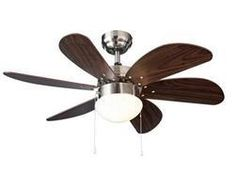 For Living Nordica Ceiling Fan, 36-in, 6-blade from Canadian Tire $59.99 (63% Off) -