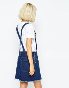 Image 2 of Cheap Monday Dungaree Dress